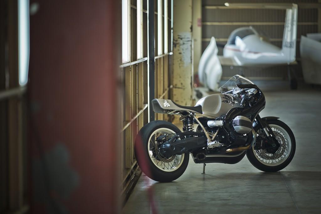 BMW Nine T Japan Special Boxer Hide Motorcycle Lato