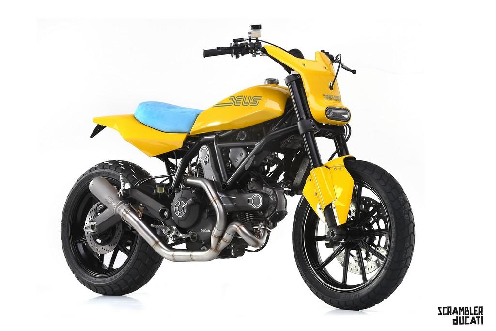 Ducati Scrambler Special Deus Ex Machina Hondo Grattan