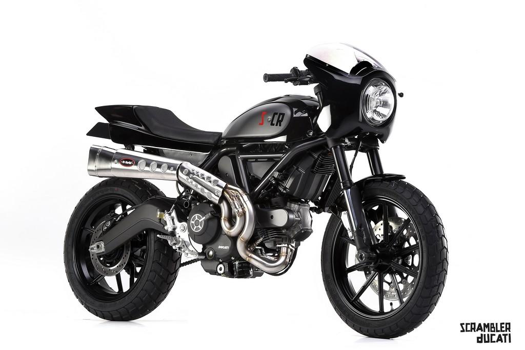 Ducati Scrambler Special Mr. Martini S.C.R