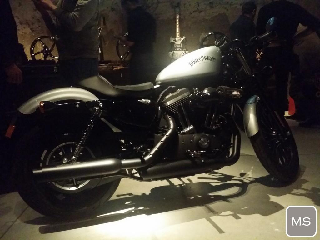 Harley-Davidson WeAreCustom 2015-17
