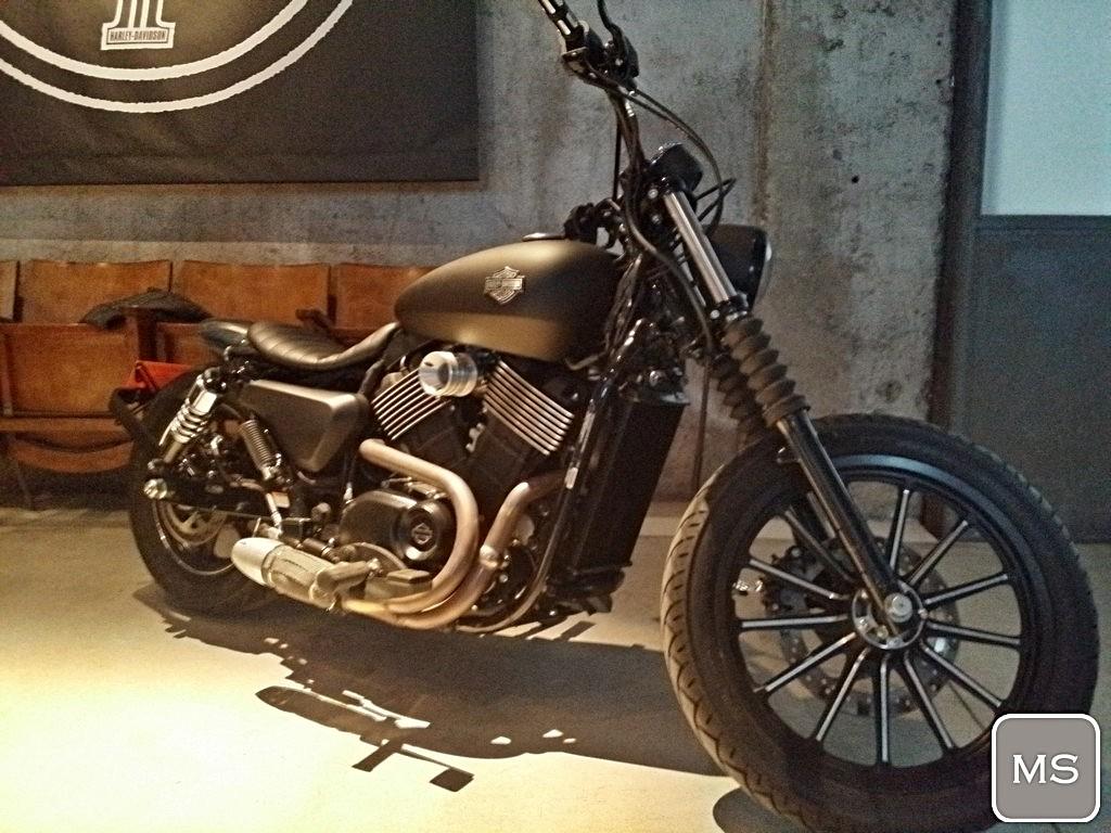 Harley-Davidson WeAreCustom 2015-2