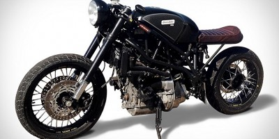 Hormel Bacon Cafe Racer