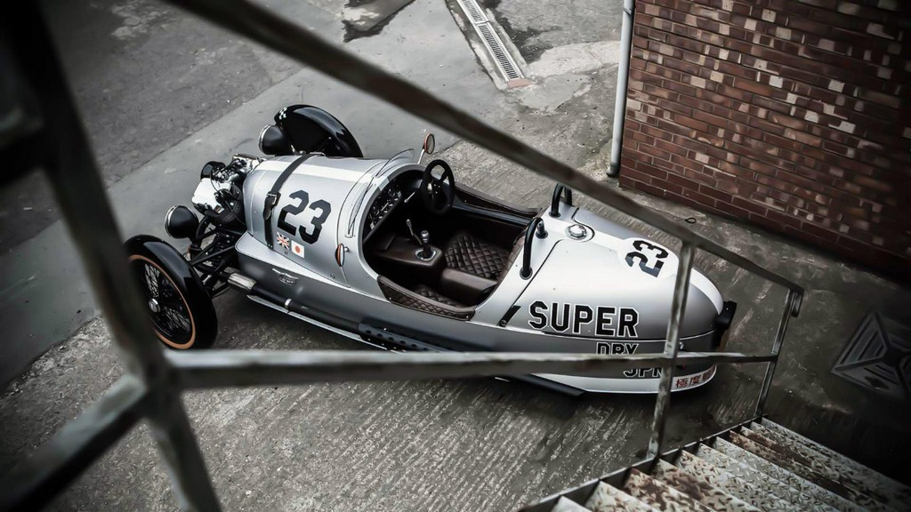Morgan 3 Wheeler SuperDry