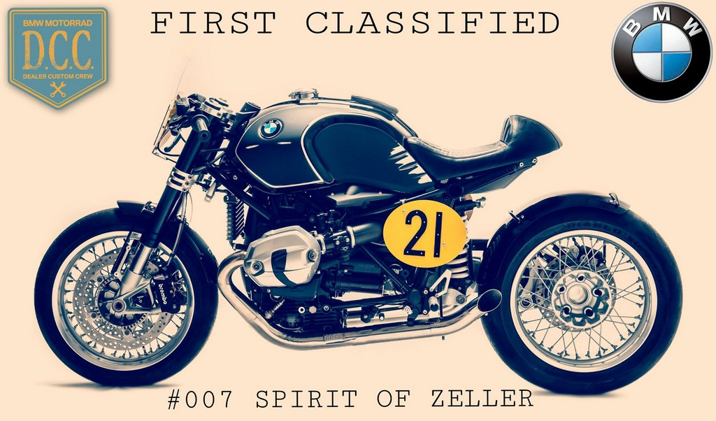 Officine Sbranetti Spirit of Zeller Primo Classificato