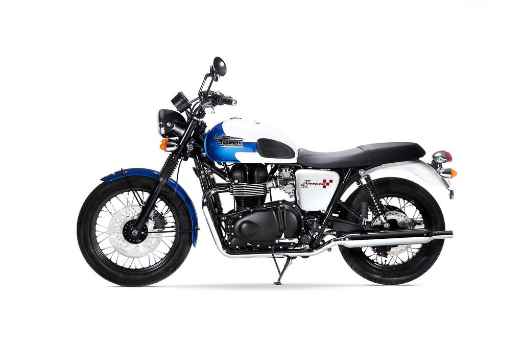 Triumph Bonneville T214 12