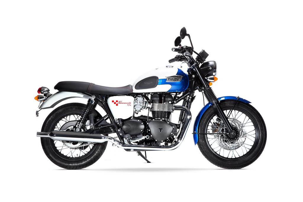 Triumph Bonneville T214 14