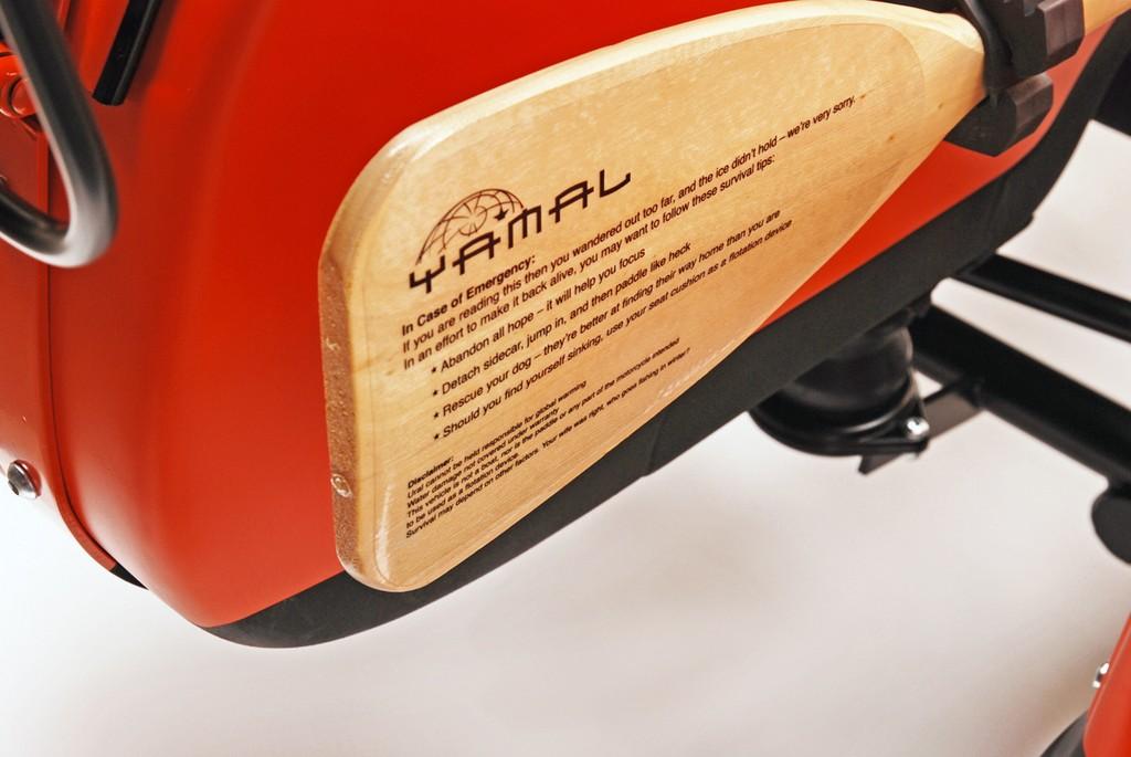 Ural Yamal Limited Remo