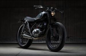 Yamaha SR125 Cafe Racer Dreams CRD#56