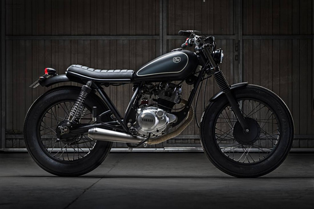 Yamaha SR125 Cafe Racer Dreams CRD#56 Lato