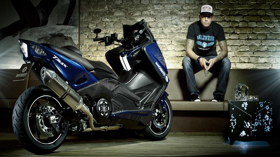 Yamaha TMAX Hyper Modified Markus Walz