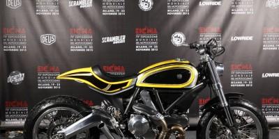 Ducati Scrambler Radikal Chopper