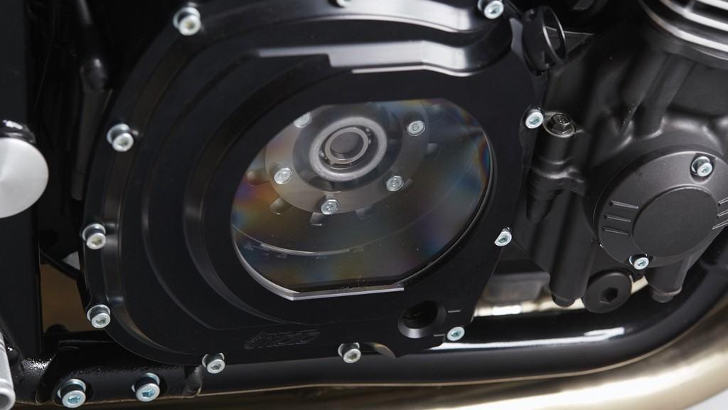 Yamaha Yard Built 2015 XJR 1300 Dissident 17