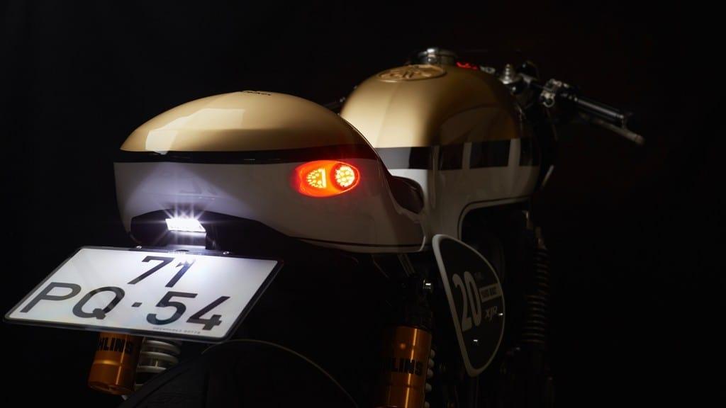 Yamaha Yard Built 2015 XJR 1300 Dissident 23