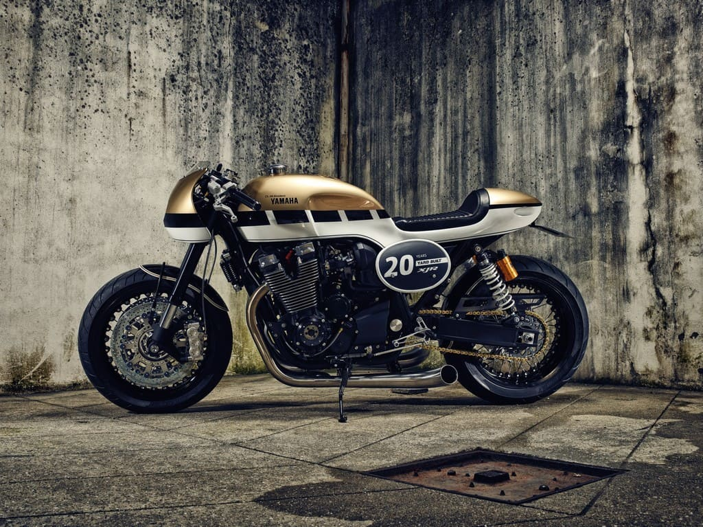 Yamaha Yard Built 2015 XJR 1300 Dissident 27