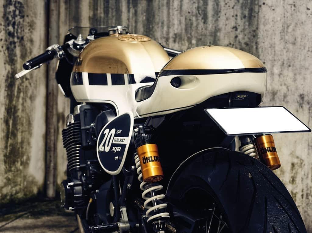 Yamaha Yard Built 2015 XJR 1300 Dissident 30