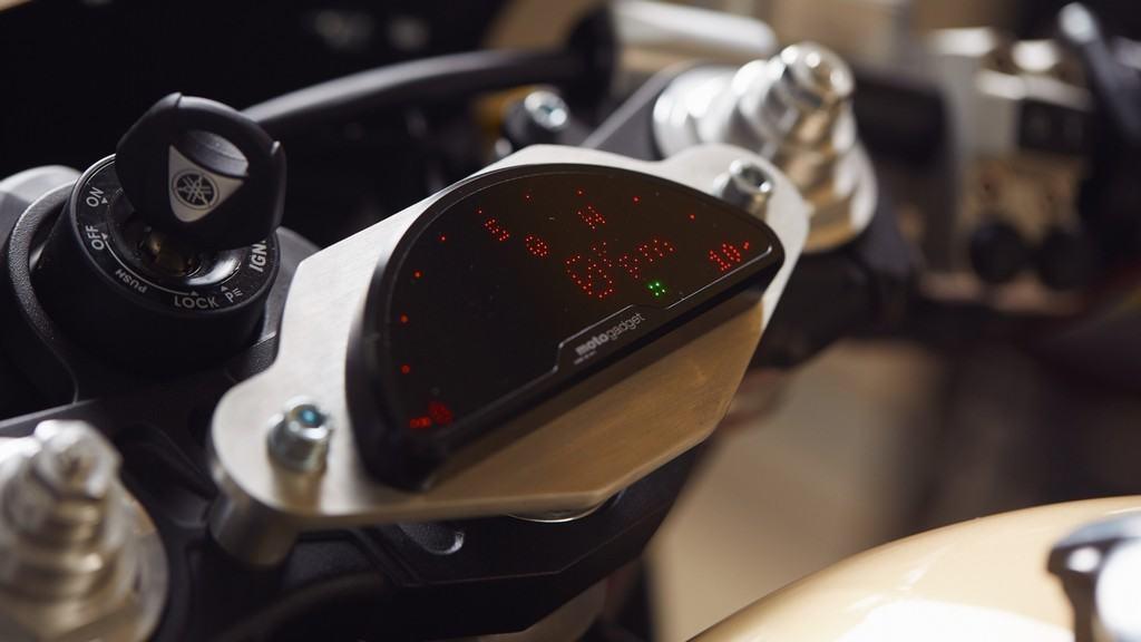 Yamaha Yard Built 2015 XJR 1300 Dissident 9