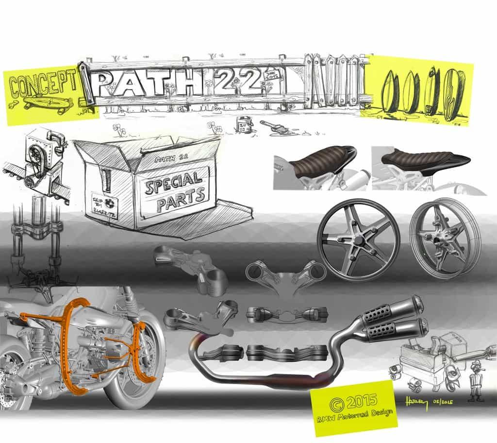 BMW Concept Path 22 40