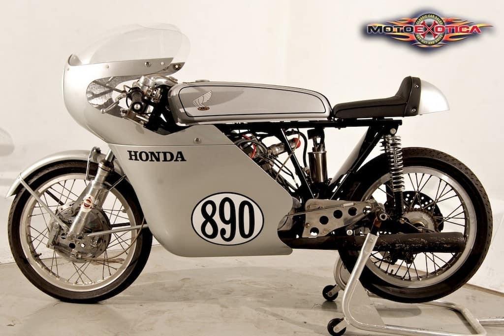 Honda CB160 Van Tech Lato