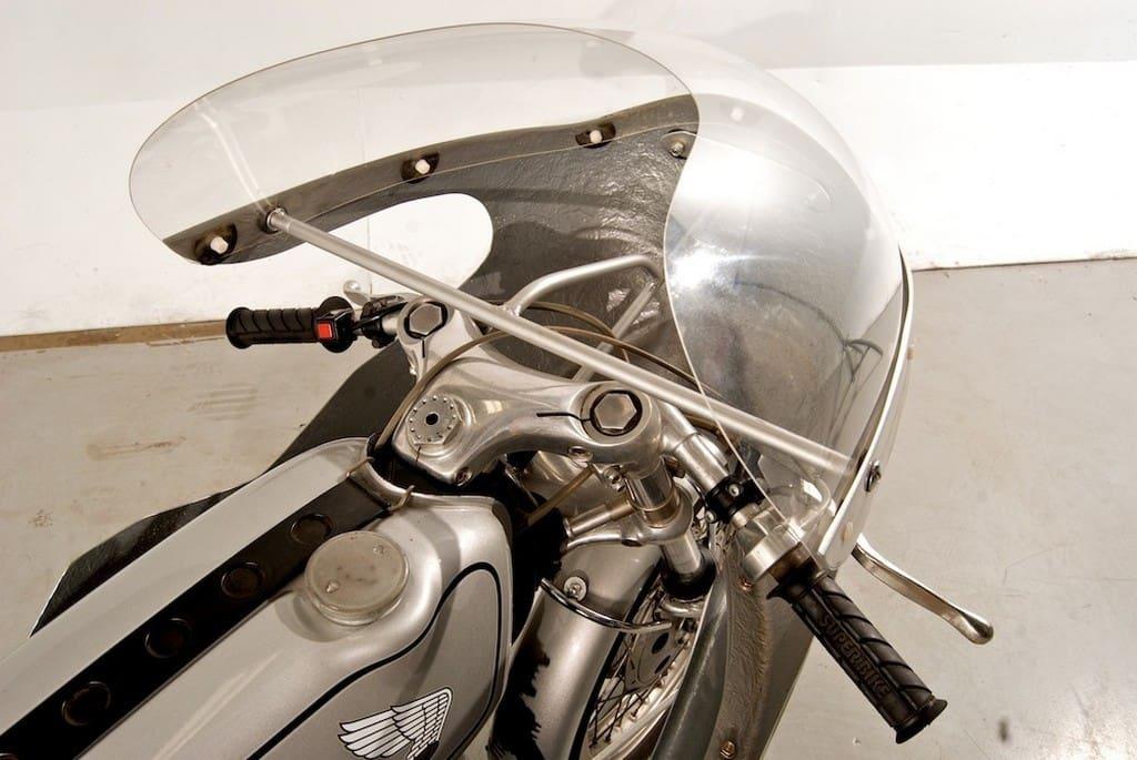 Honda CB160 Van Tech Manubrio