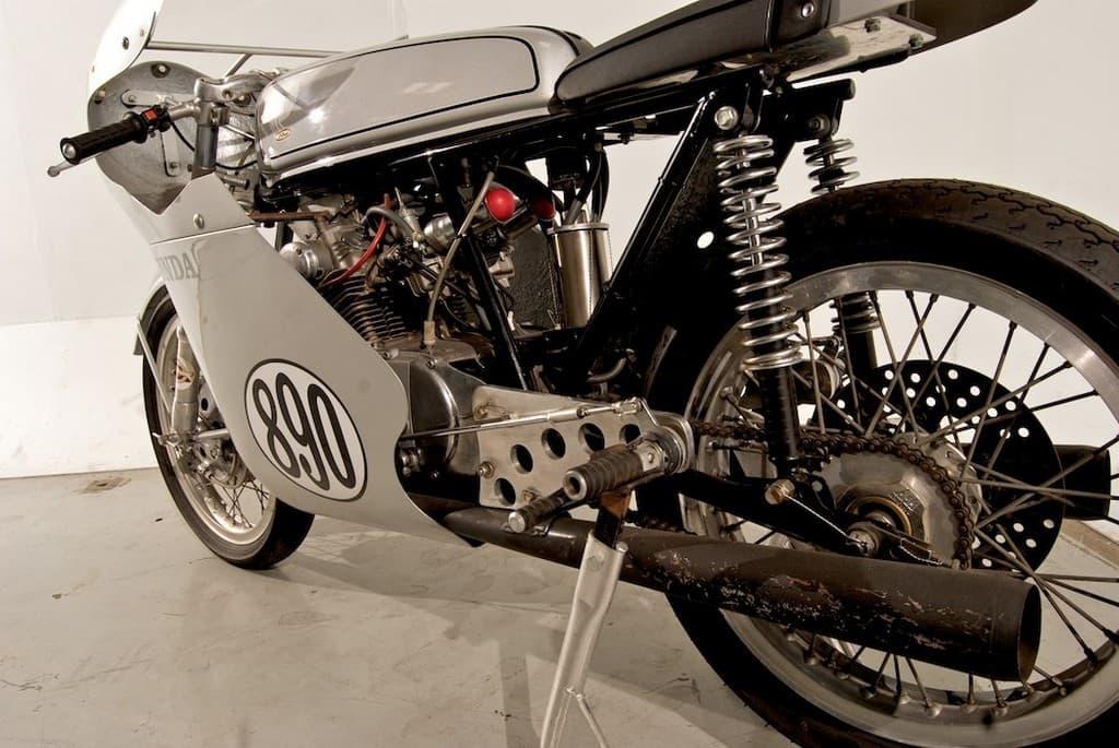 Honda CB160 Van Tech Sospensioni