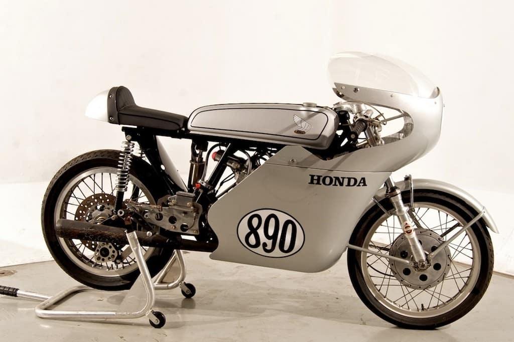 Honda CB160 Van Tech