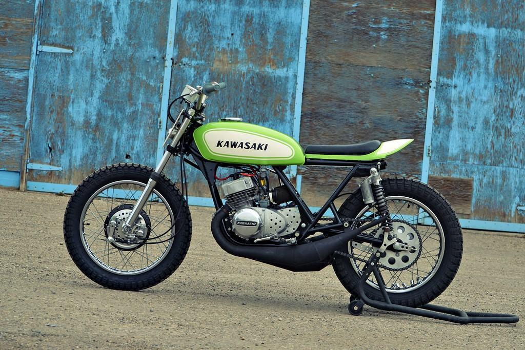Kawasaki S1 Flat Tracker 02