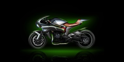 Kawasaki Spirit of Charger Concept