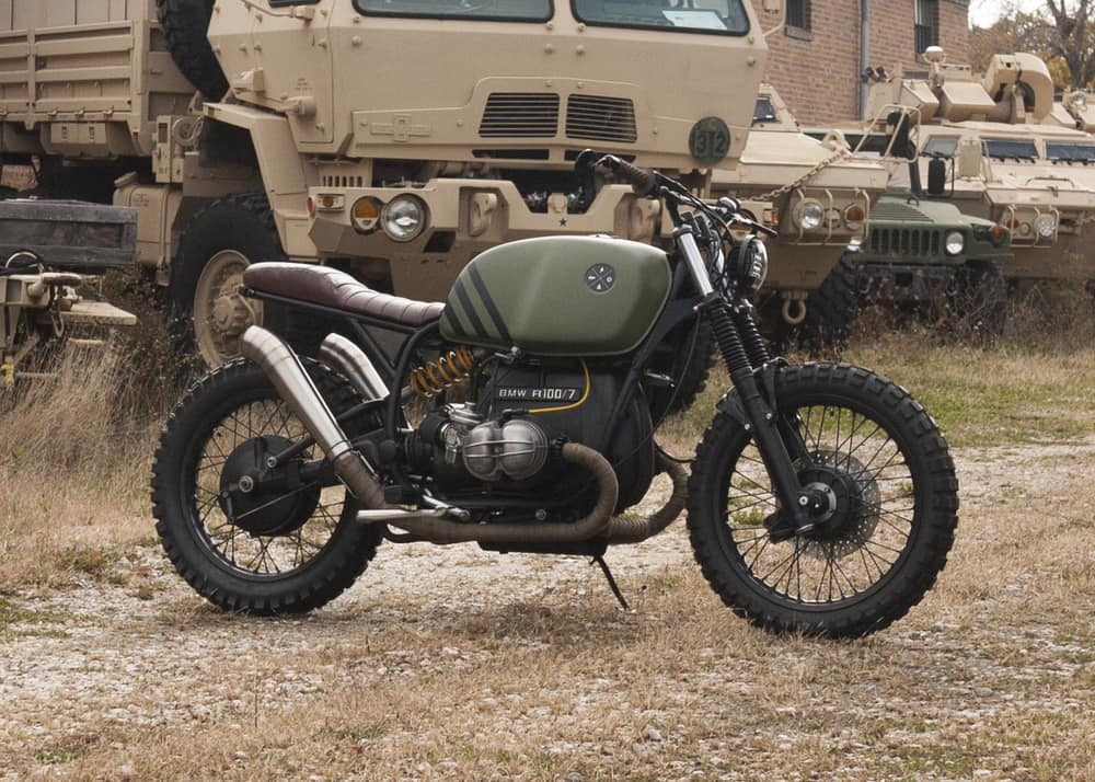 BMW R100 KOMMANDANT Powder Monkees