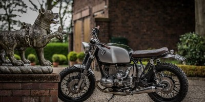 BMW R80 The Vincent Lato Sinistro