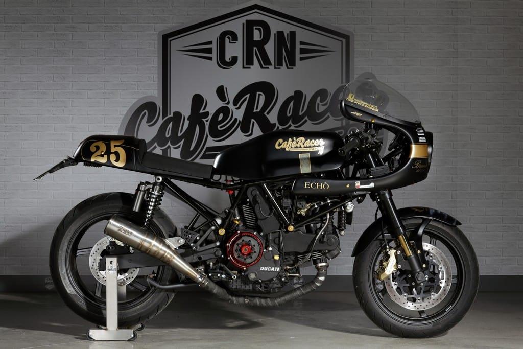 Ducati P25 Sofia CRN Lato Destro