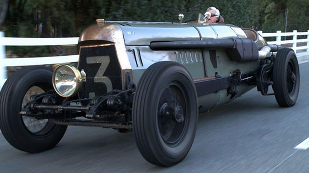 FIAT Botafogo N-Special 1917 Jay Leno