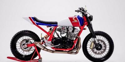 Honda CB750 Tracker HGC
