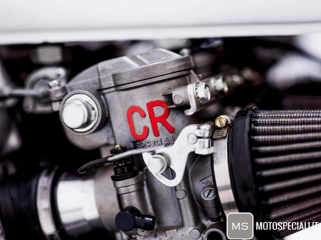 Honda CB750 Tracker HGC Carburatore