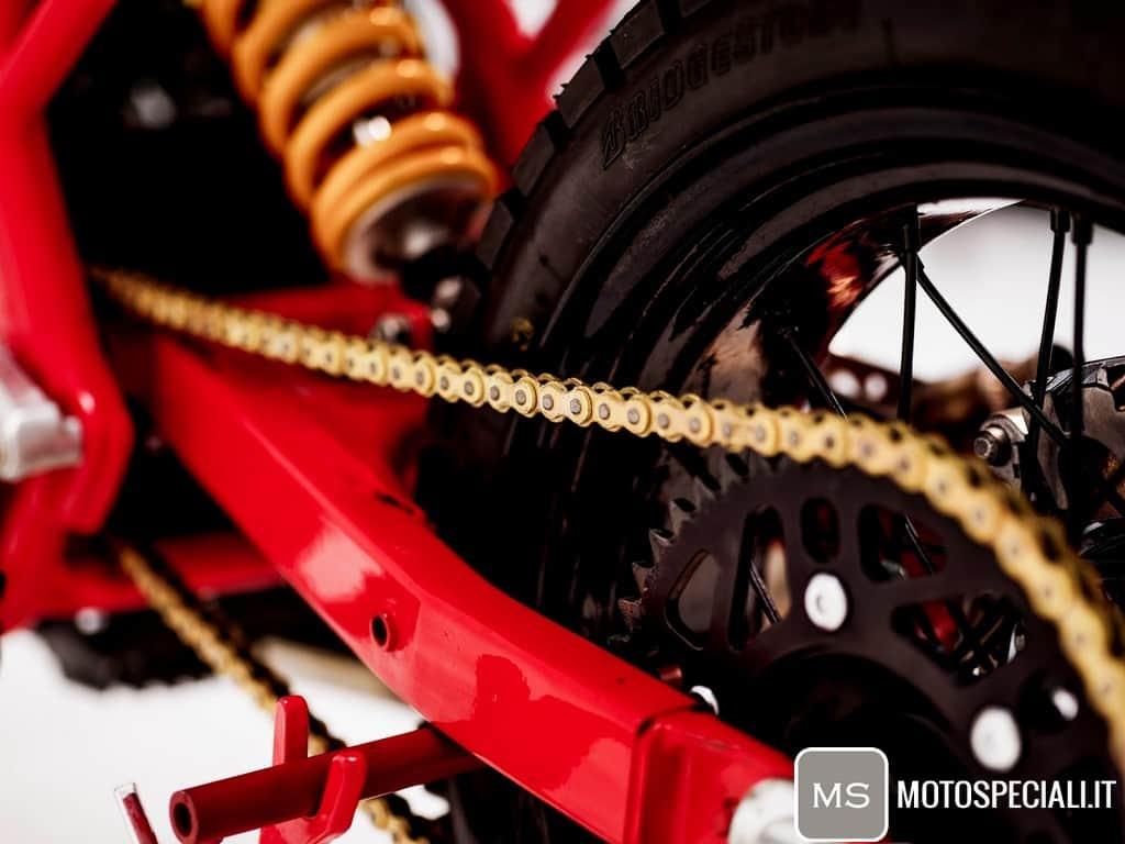 Honda CB750 Tracker HGC Catena