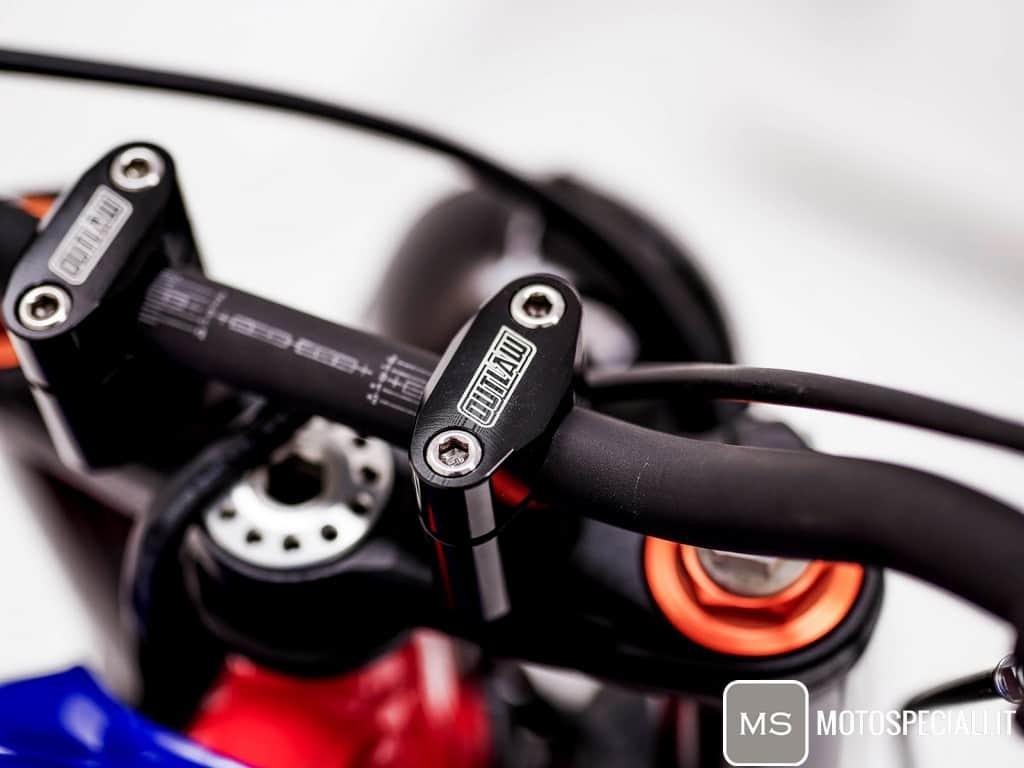 Honda CB750 Tracker HGC Manubrio