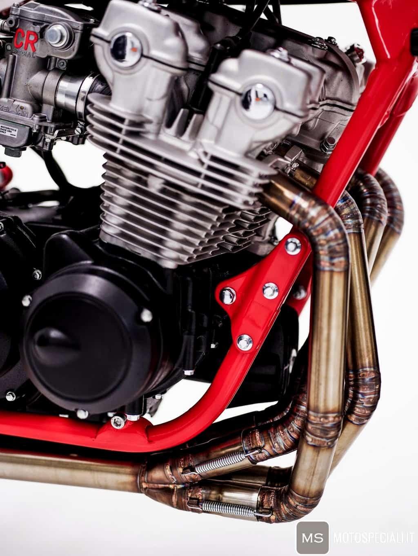 Honda CB750 Tracker HGC Motore
