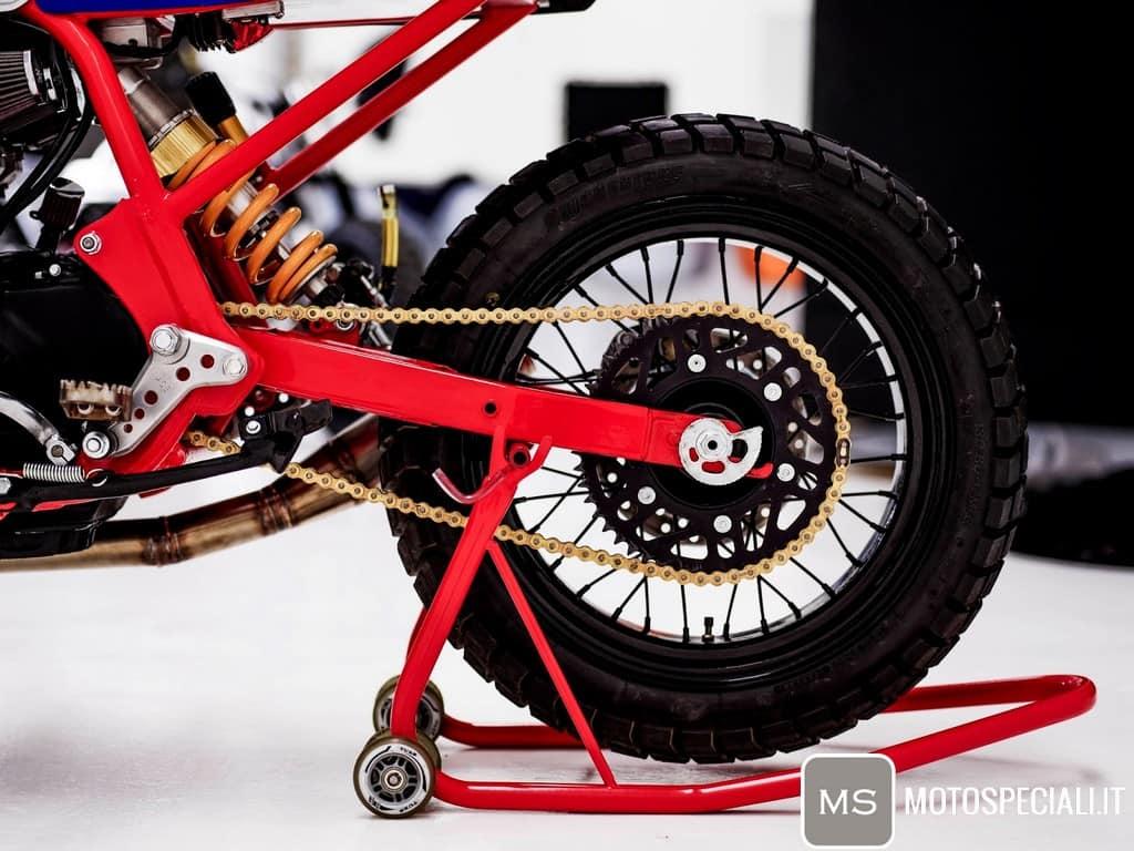 Honda CB750 Tracker HGC Ruota Dietro