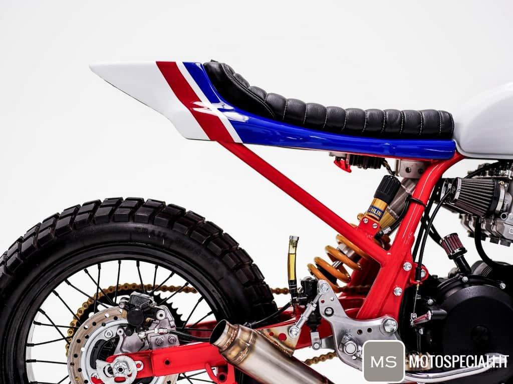 Honda CB750 Tracker HGC Sella