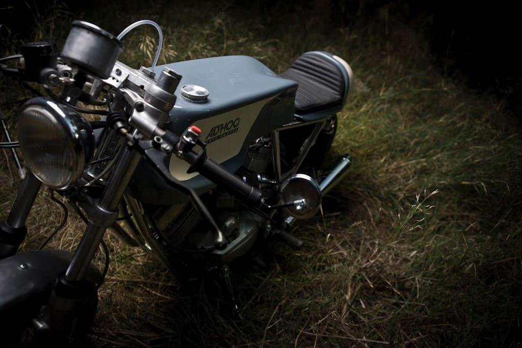 Moto Morini 350 K2 AdHoc Alto