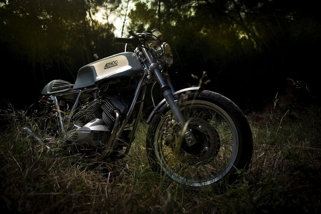 Moto Morini 350 K2 AdHoc Forcella