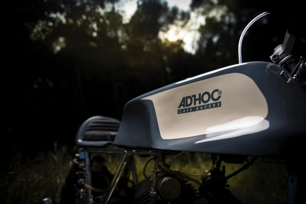 Moto Morini 350 K2 AdHoc Serbatoio