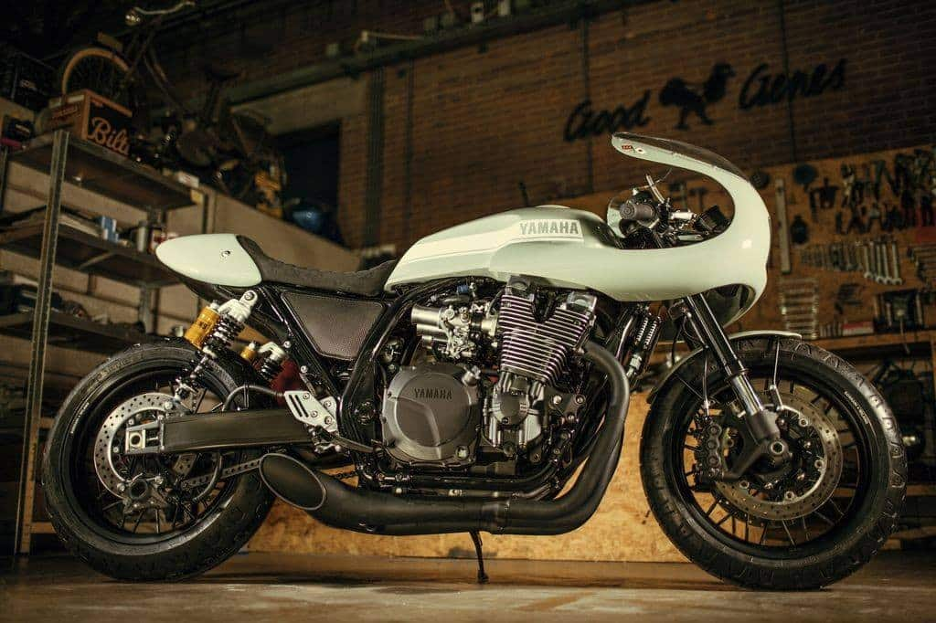 Yamaha XJR 1300 Botafogo-N