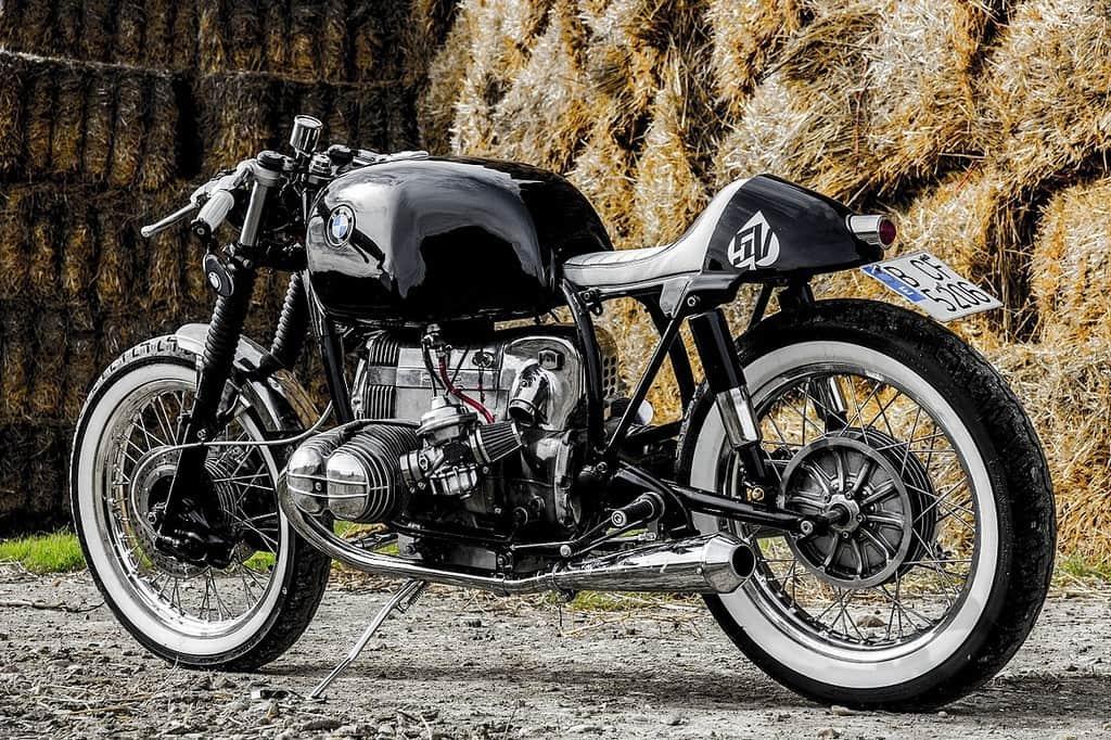 BMW R 100 Benqueen Retrocustombikes Lato