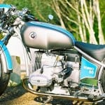 BMW Romeo 80 Lato Destro