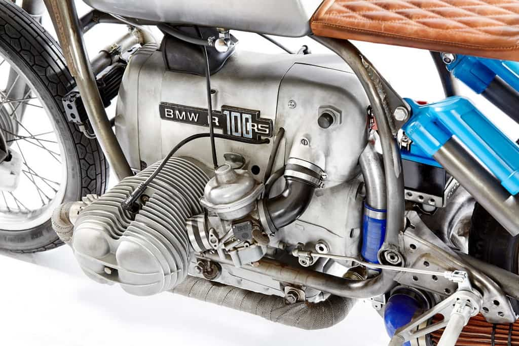 Kingston BMW R100 Motore