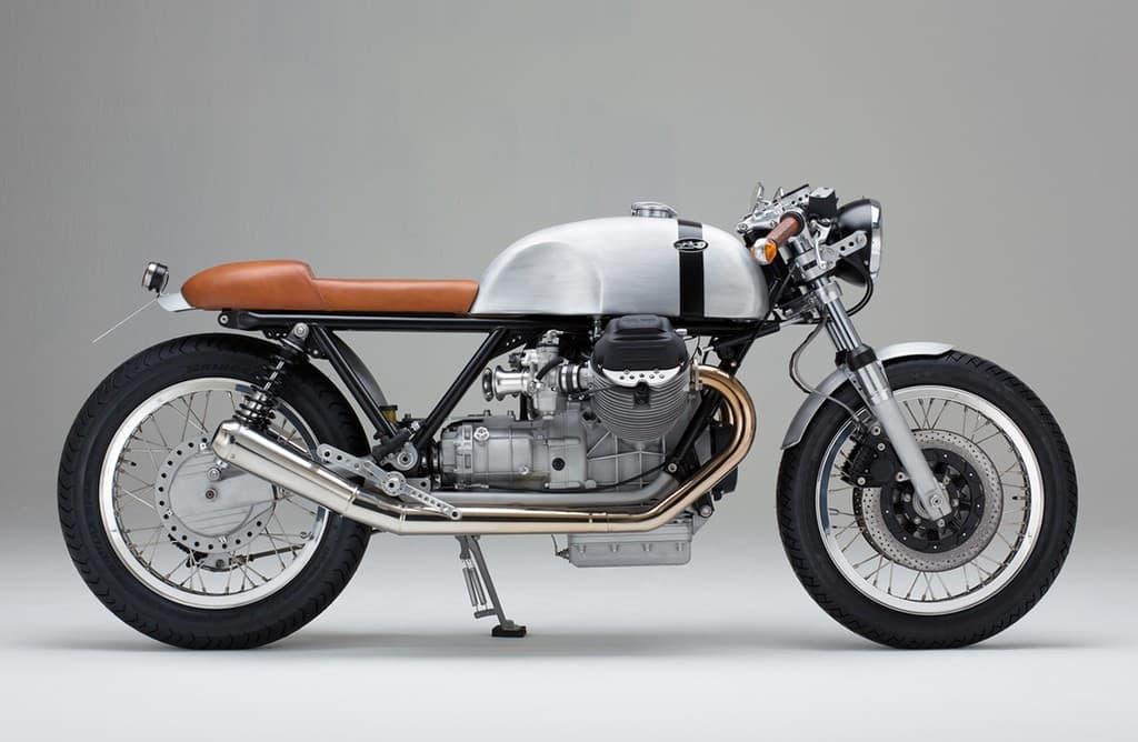 Moto Guzzi Le Mans Cafe Racer by Kaffeemaschine Lato