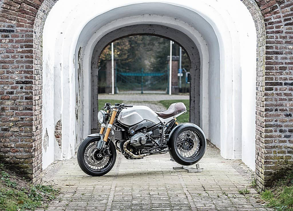 BMW R Nine T Elegant Bastard by Smokin Motorcycle