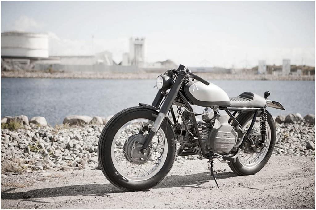 Moto Guzzi Nuovo Falcone by Wrenchmonkees 01