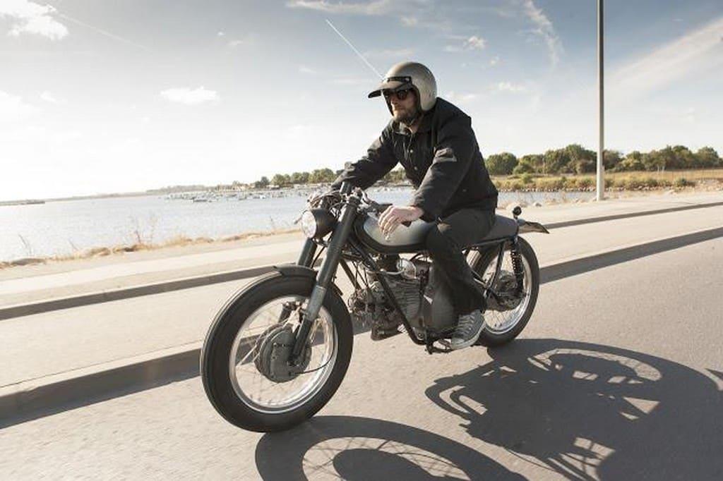 Moto Guzzi Nuovo Falcone by Wrenchmonkees 02
