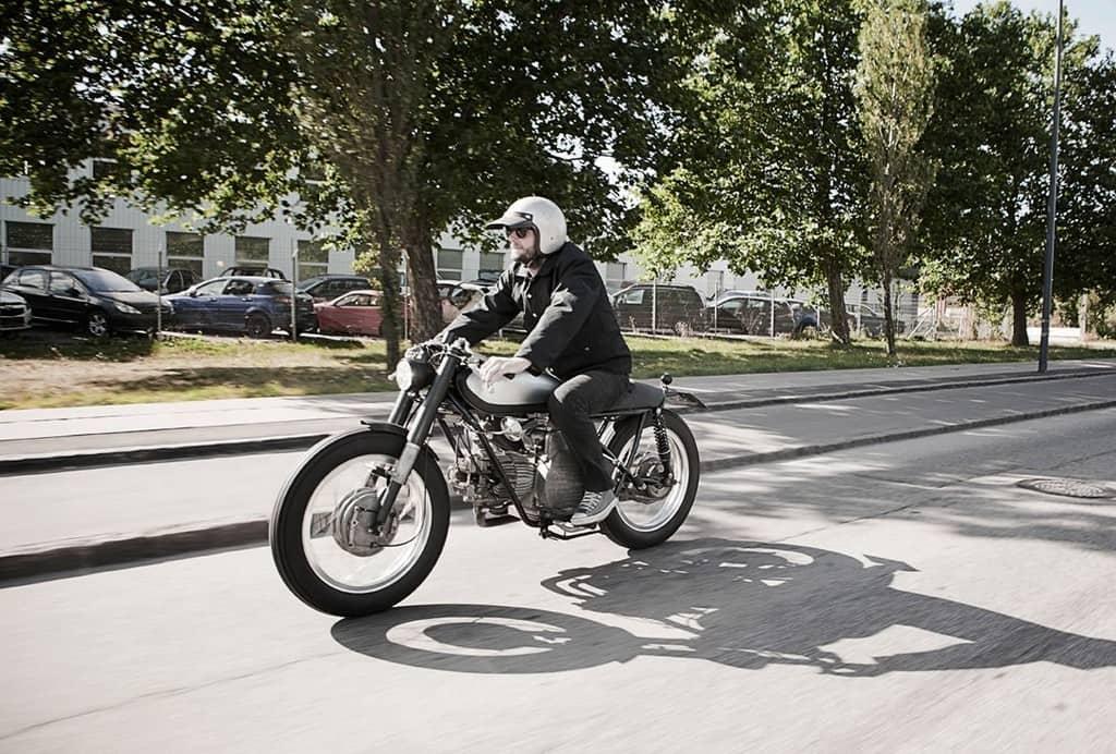 Moto Guzzi Nuovo Falcone by Wrenchmonkees 03